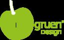 Logo kirschgruen Design